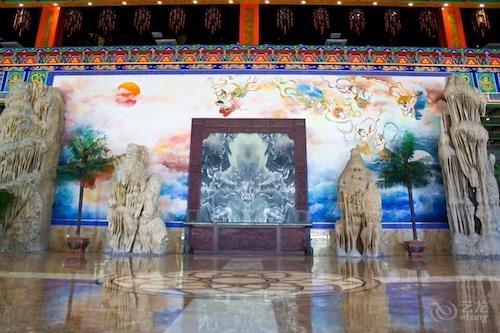 安徽德化堂床文化酒店