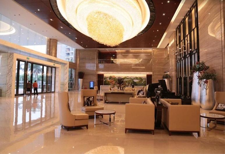Changfeng Gloria Plaza Hotel, Guangdžou, Vestibiulis