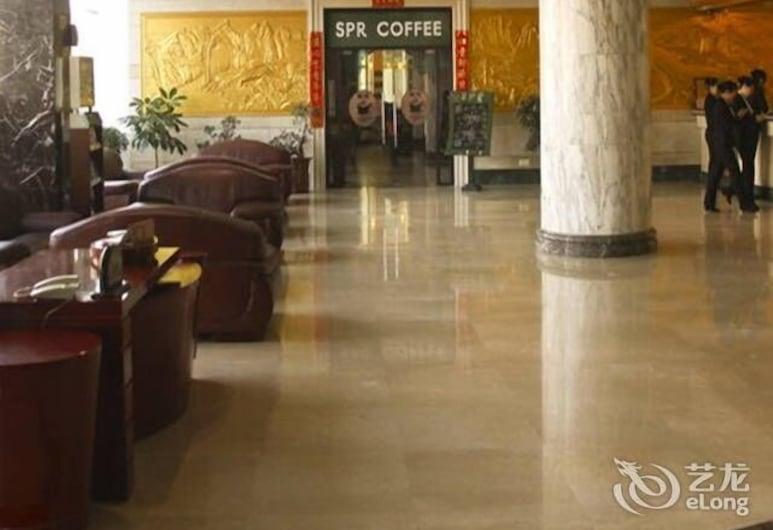 Dalian Victoria Internatioanl Hotel, Dalian, Vestibiulis