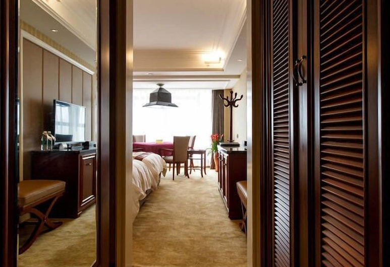 Wuhan Tianya 1911 Hotel, ווחאן, חדר אורחים