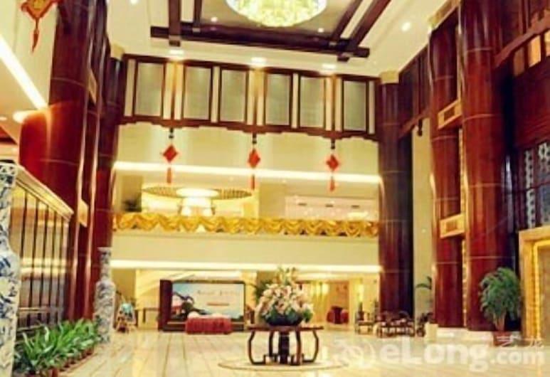 Aoyuan Health City Hotel, Guangdžou, Vestibiulis