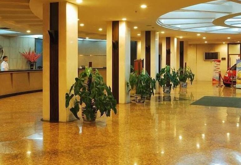 Marshal Palace Hotel, ווחאן, לובי