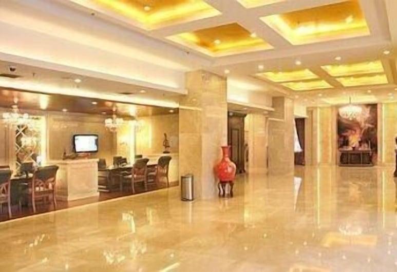 Yantai Yueting Hotel, יאנטאי, לובי