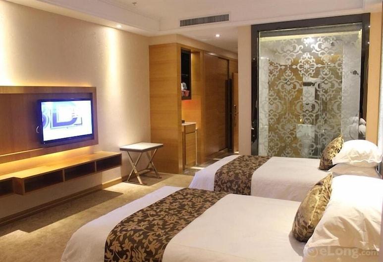 Shanxi Zhuo Fan Splendor Hotel, Taiyuan, Bilik Tamu