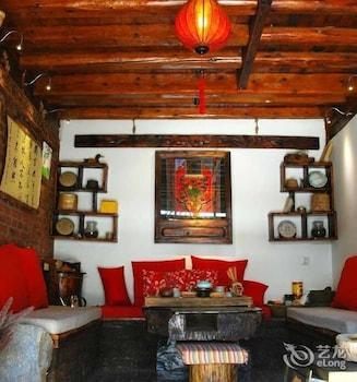 Lijiang bölgesindeki Lijiang Lazy Tiger Inn resmi