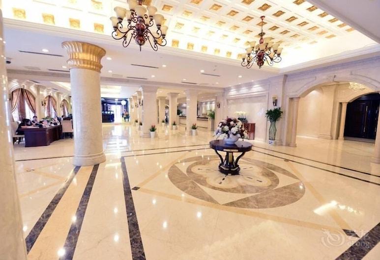 南京中央ホテル (南京中央饭店), 南京, ロビー