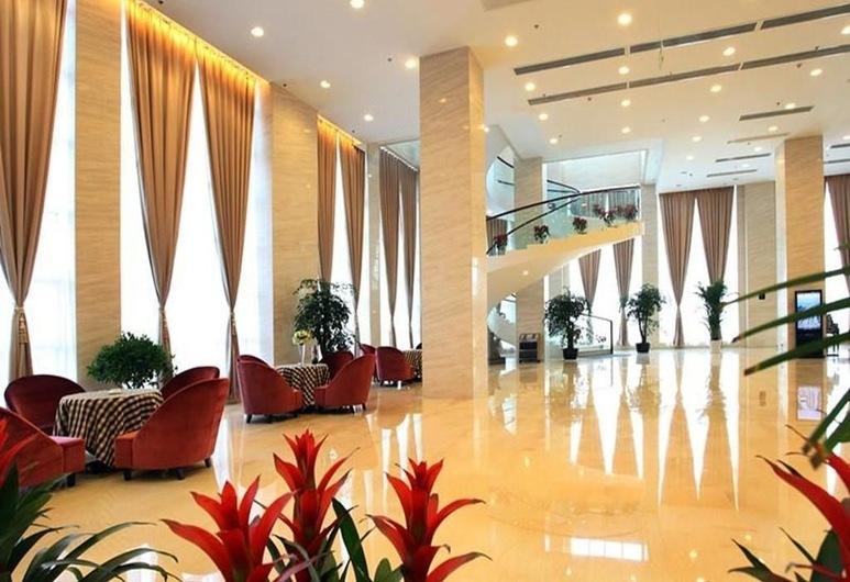 New Beacon Optics Valley International Hotel, Wuhan, Lobi