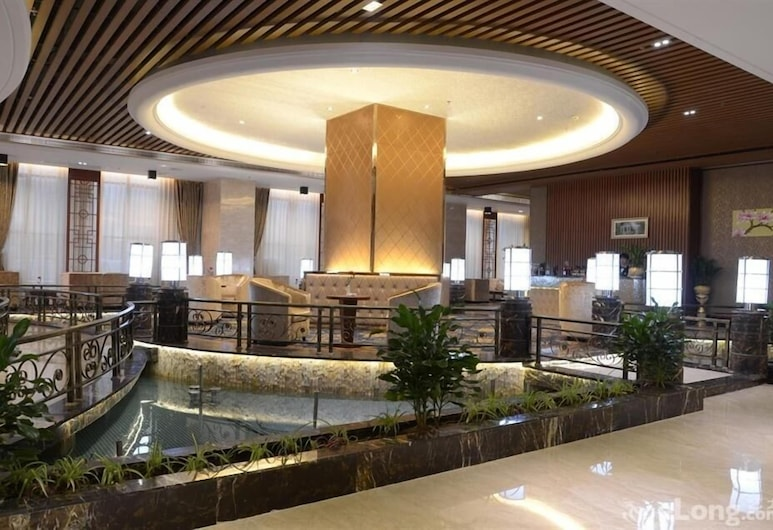 Golden International Holiday Hotel, Dziejangas, Vestibiulis