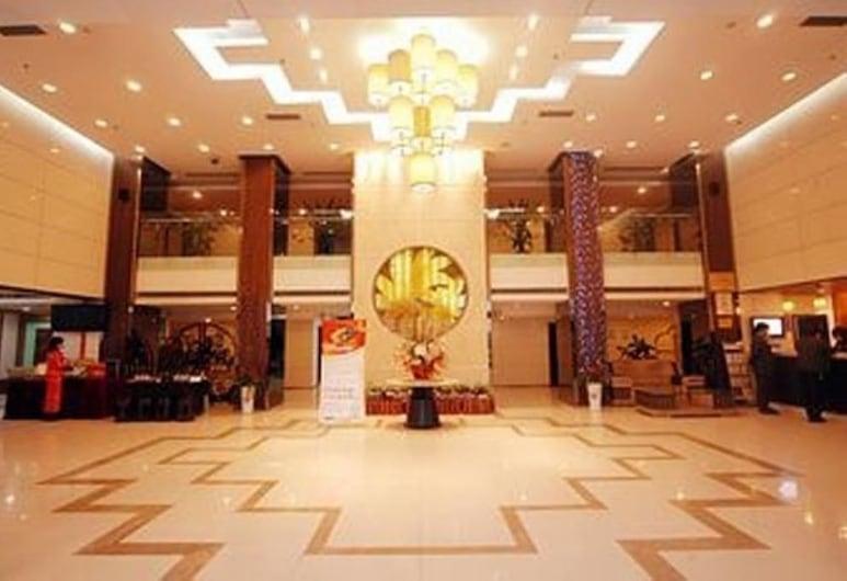 Changzhou Jinhai International Grand Hotel, Čangdžou, Vestibiulis