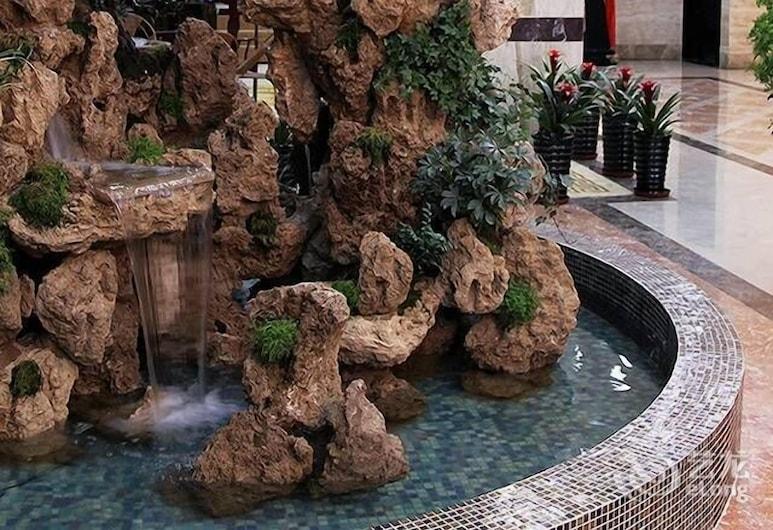 Manzhouli Furunxing Hotel, Hulunbuiras, Vestibiulis