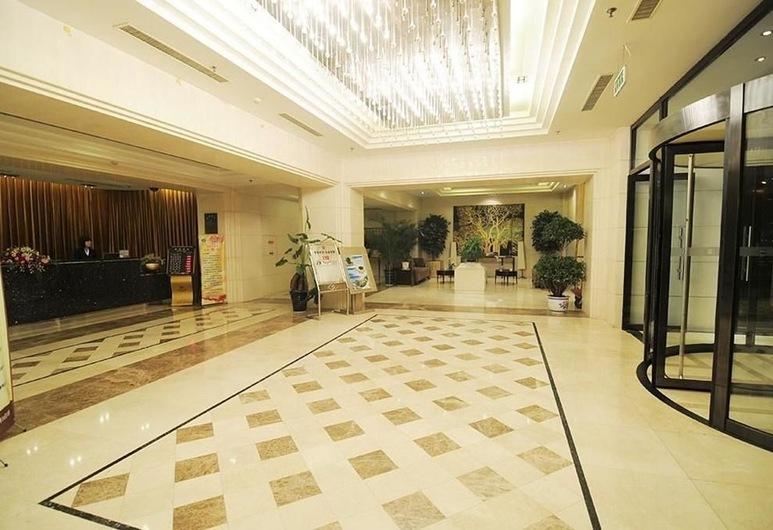 The Arctic Ocean Hotel, Yangquan, Vestibiulis