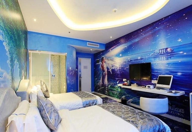 Yimeite Hotel Zhengzhou, ז'נגז'ואו, חדר אורחים