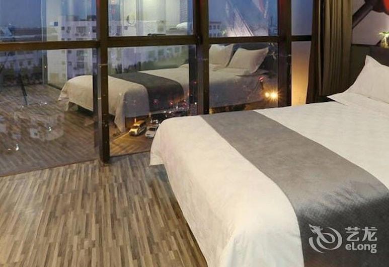 Jinjiang Inn Style Suzhou Wangshi Yuan Zhuhui Road, Suzhou, Guest Room