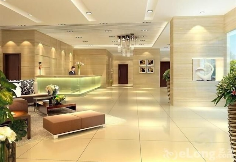 Chengdu Jinyi Hotel, Čengdu, Vestibiulis