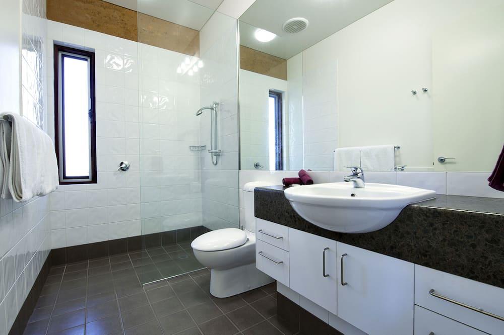 Deluxe-Ferienhaus - Badezimmer