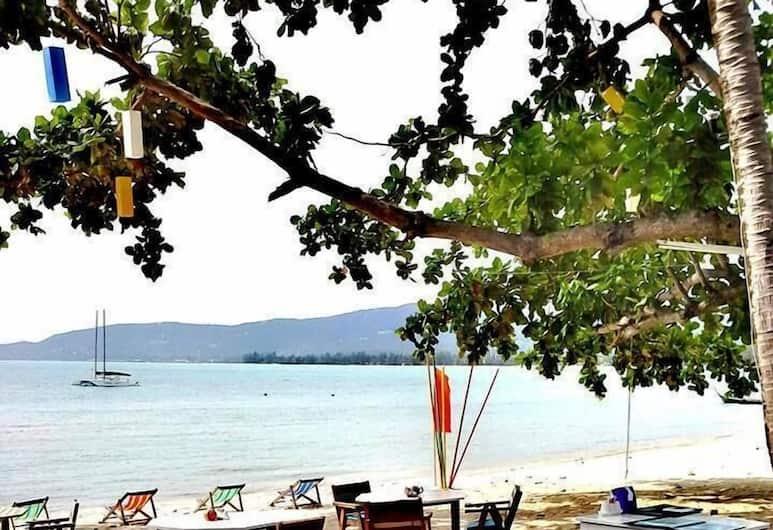 Think & Retro Cafe Lipa Noi Samui, Koh Samui, Beach
