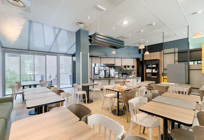 B&B 오텔 마르세유 상트르 레졸리에트, Marseille, 아침 식사 공간