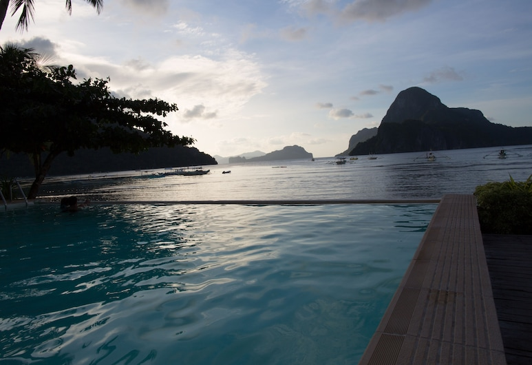 Cadlao Resort & Restaurant, El Nido, Infinity-Pool