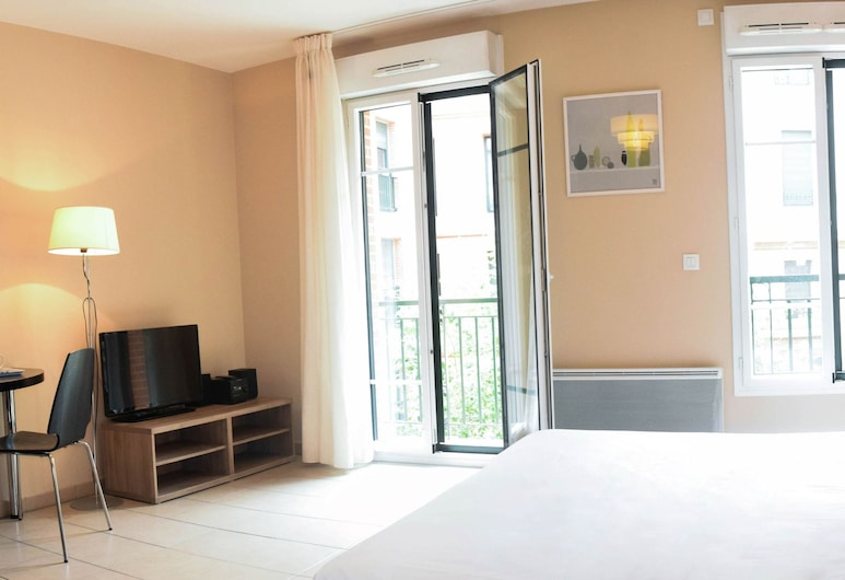 ResidHotel Toulouse Centre, Toulouse, Appartement Confort , Chambre