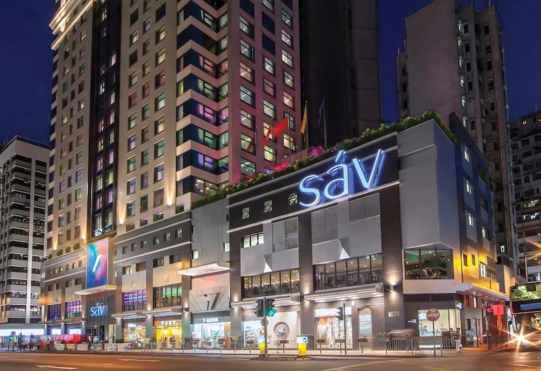 Hotel sáv, Kowloon