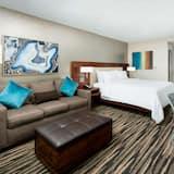 Phòng, 1 giường cỡ king - Khu phòng khách