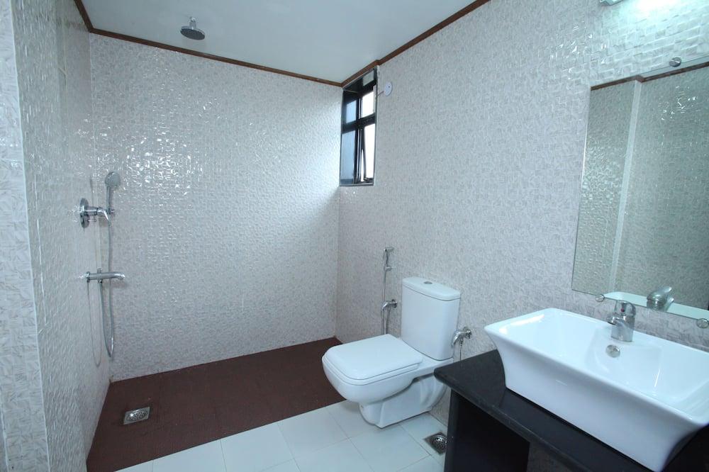 Deluxe-Zimmer - Badezimmer