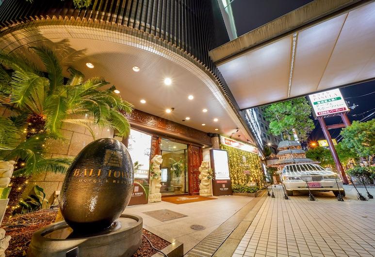 大阪天王寺巴厘塔酒店, 大阪
