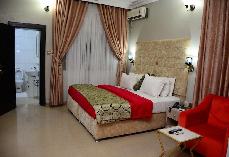 Jasmines Place and Suites, Abudža