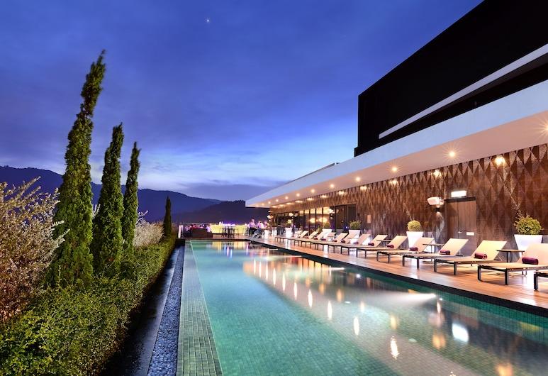 โรงแรม G เกอลาไว, จอร์จทาวน์, สระว่ายน้ำ