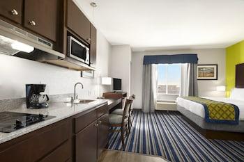 Foto van Hawthorn Suites By Wyndham Midland in Midland