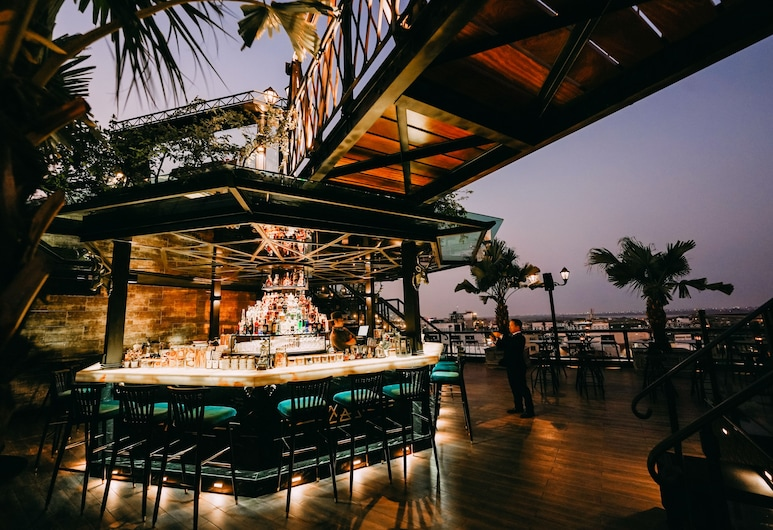 Hanoi La Siesta Hotel & Spa, Hanojus, Viešbučio baras