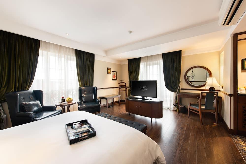 Signature-Suite - Wohnbereich