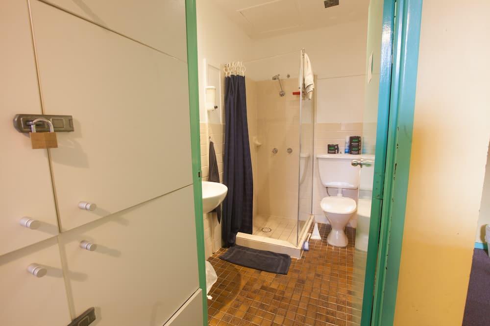 共用宿舍, 獨立浴室 - 浴室