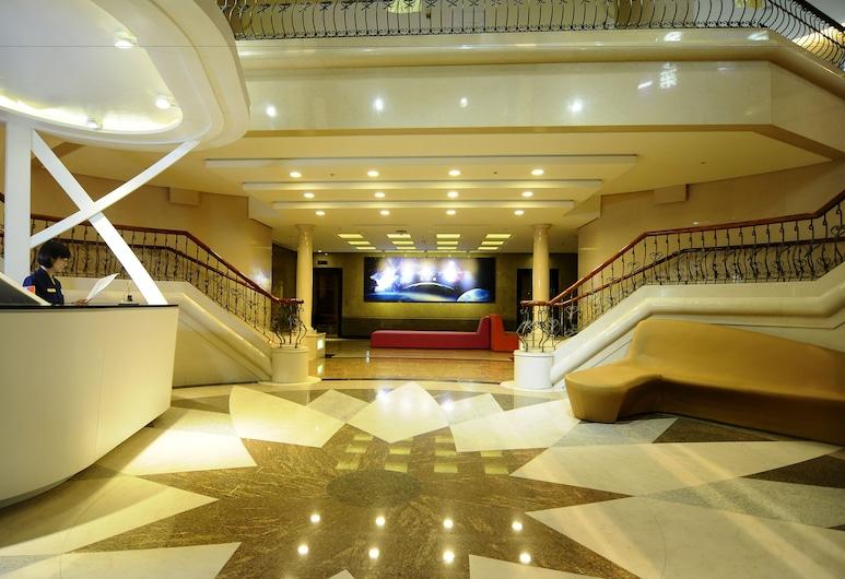 太空艙旅舍, 台北市, 酒店入口