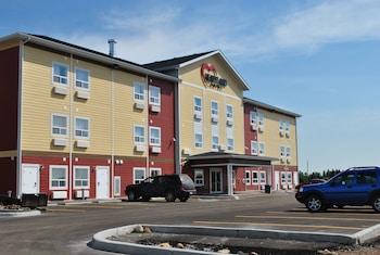 Hình ảnh Heartland Hotel tại Lamont