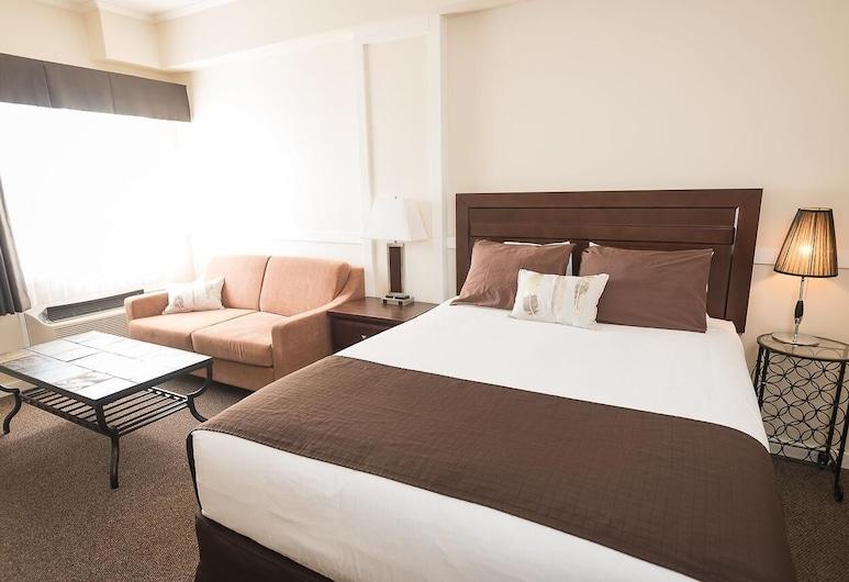 Heartland Hotel, Lamont, Vendégszoba kilátása