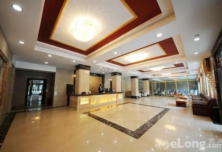 Changbaishan Songyuan Holiday Hotel, Yanbian, Lobby