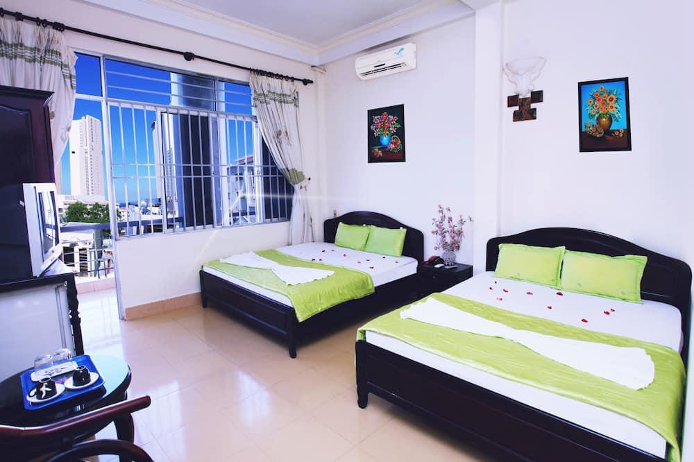 基本單人房, 1 張加大雙人床 - 客房