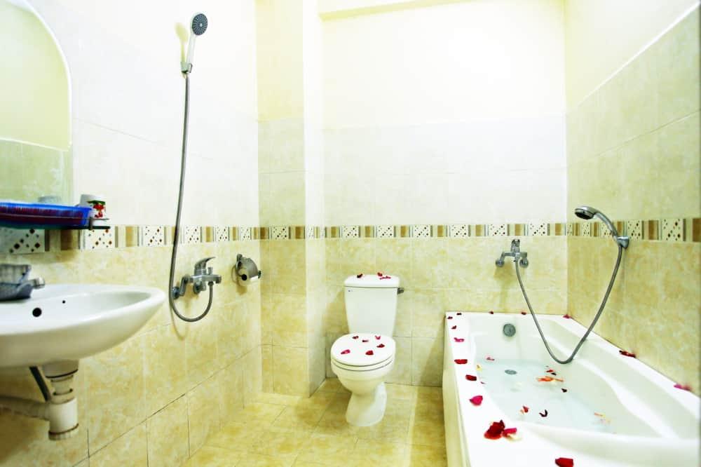 基本單人房, 1 張加大雙人床 - 浴室