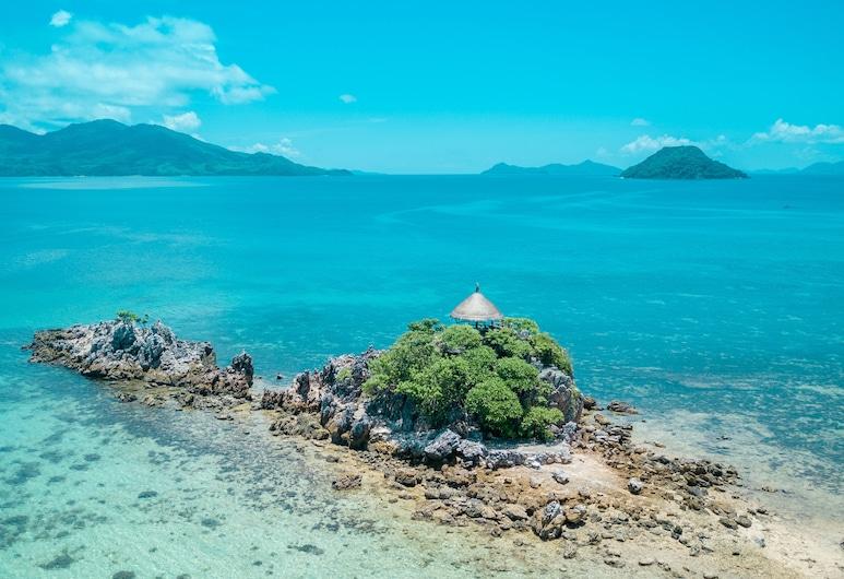 Flower Island Resort, Taytay, Paplūdimys