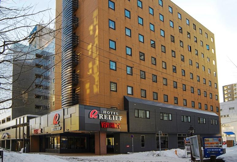 HOTEL RELIEF Sapporo Susukino, Saporas