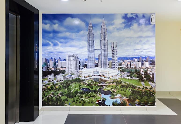 My Hotel @ Sentral, Kuala Lumpur, Hallway