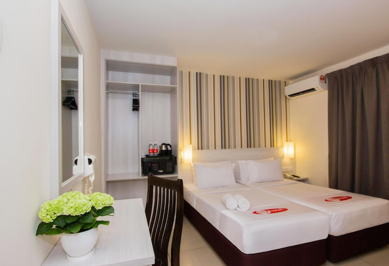 My Hotel @ Sentral, Kuala Lumpur, My Twin Room, Guest Room