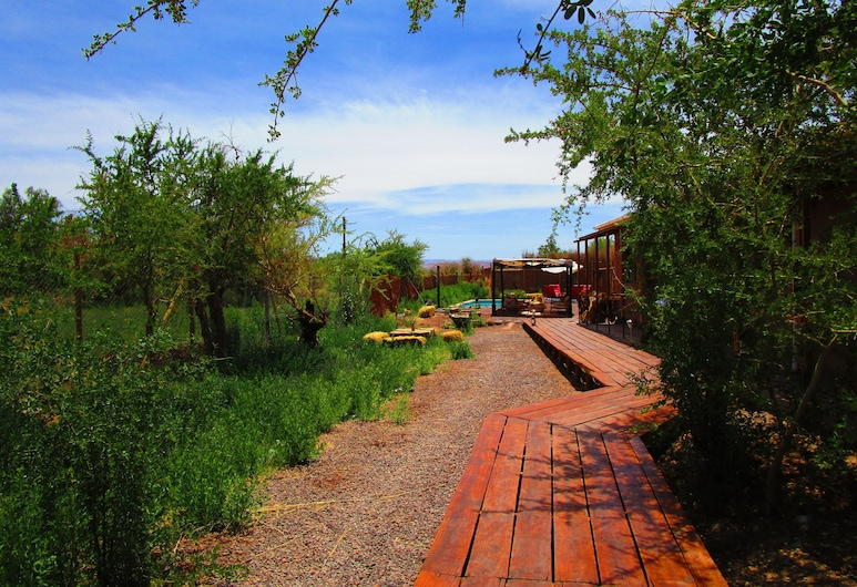 Ruka Zen Lodge, San Pedro de Atacama, Patio
