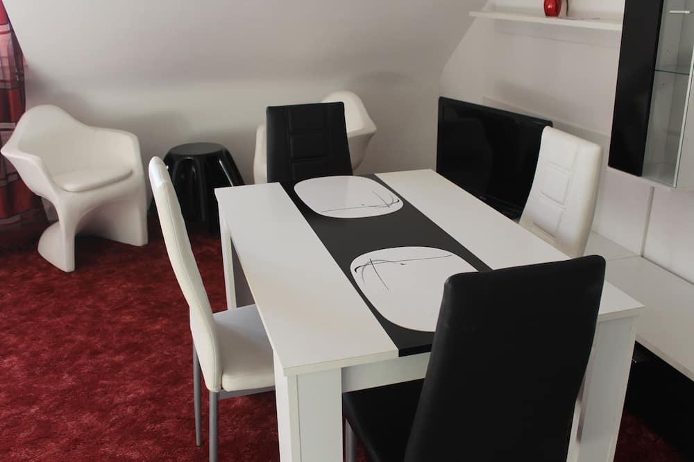 開放式客房 (Apartment) - 客房餐飲服務