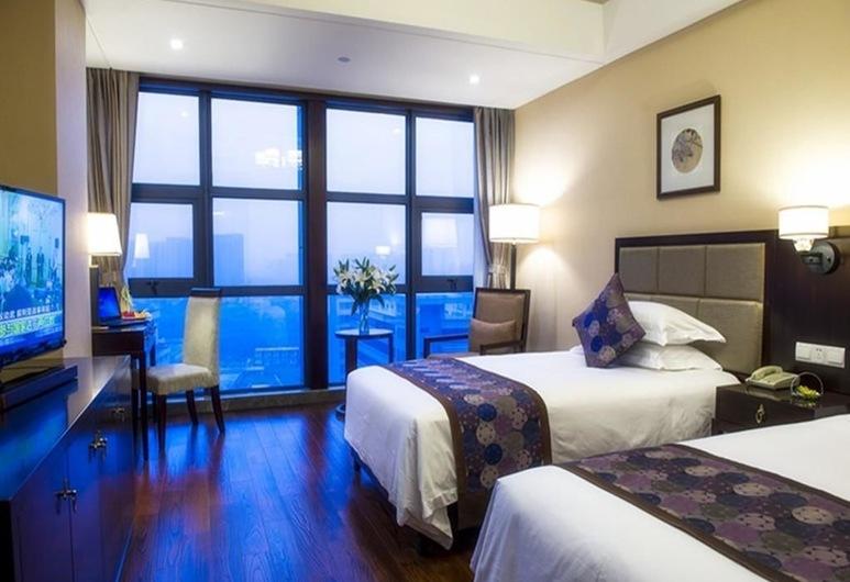 Meiziqing Hotel Hangzhou, Hangzhou, Svečių kambarys