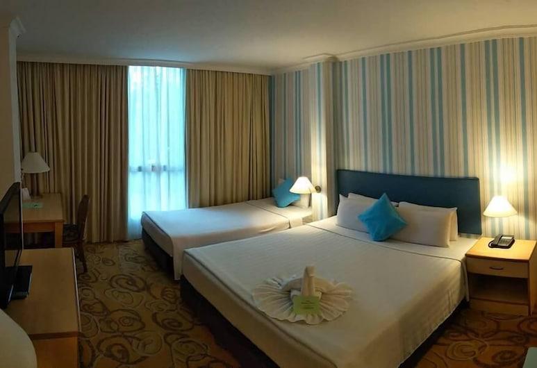 The Orchid Hotel, Sibu, Bilik Tamu