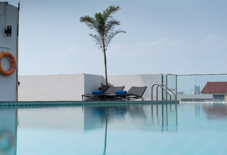 트래블로지 파타야, 파타야, 수영장