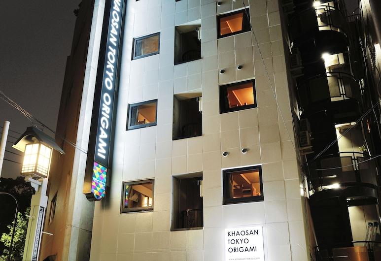 Khaosan Tokyo Origami - Hostel, Tokio, Wejście do hotelu
