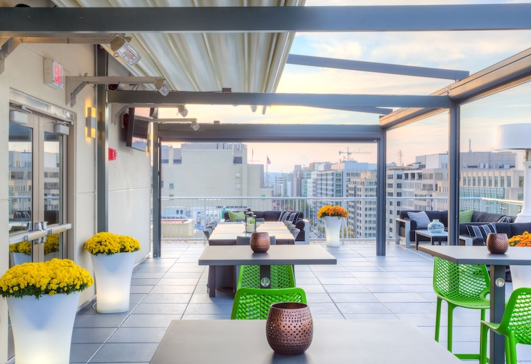 Hyatt Place Washington DC/White House, Washington, Teras/Veranda